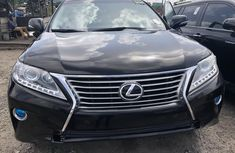 Foreign Used Lexus RX350 2013 Model