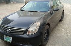 Very Clean Naija Used  Infiniti GX35 2006 Model