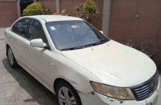 Nigeria Used Kia Rio 2010 Model White
