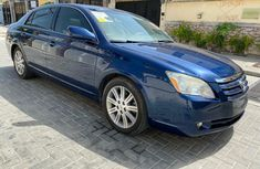 Toyota Avalon Limited Edition 2007 Model Tokunbo America spec