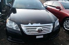 Foreign Used Toyota Avalon 2006 Model Black