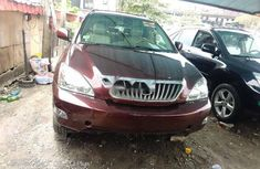 Foreign Used Lexus RX 2009 Model