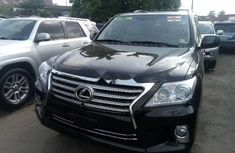 Foreign Used 2013 Lexus LX for sale