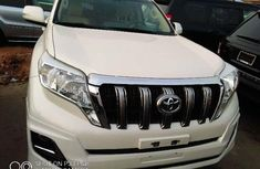 Tokunbo 2016 Toyota Land Cruiser Prado for sale