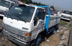 Foreign Used Toyota Dyna 1994 Model White