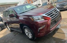 Foreign Used Lexus GX 2014 Model