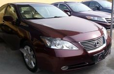 Super Clean Tokunbo Lexus ES 2008 Model