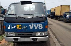 Foreign Used Toyota Dyna 1999 Model Blue