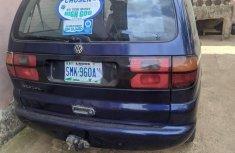 Nigeria Used Volkswagen Sharan 2004 Model Blue