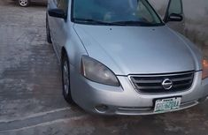 Well Maintained Naija Used Nessan Altima 2002 Model