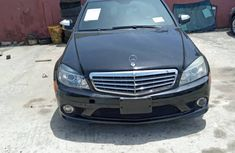 Direct Tokunbo 2009 Mercedes-Benz C300 With Duty Paid