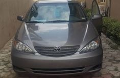 Direct Tokunbo Accident Free 2004 Model Toyota Camry