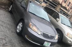 Well Maintained First Body Nigeria Used 2005 Toyota Corolla
