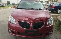 Foreign Used Pontiac Vibe 2005 Model for sale
