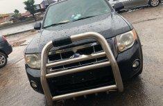 Naija Used Ford Escape 2012 Model