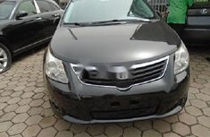 Nigeria Used Toyota Avensis 2012 Model Gray
