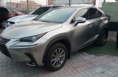 Foreign used 2018 Lexus NX300