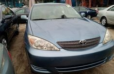 Foreign Used Toyota Camry 2005 Model Blue