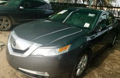Clean Foreign Used Acura TL 2010 Model for sale