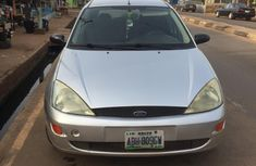 Clean Naija Used Ford Focus Wagon 2000 Model
