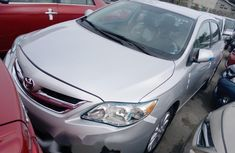 Foreign Used 2013 Toyota Corolla for sale