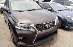 Foreign Used 2015 Lexus RX for sale