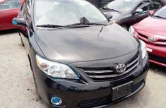 Clean Foreign Used Toyota Corolla 2013 Model for sale