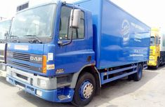 Clean Tokunbo DAF 65-CF 2001 Model for sale