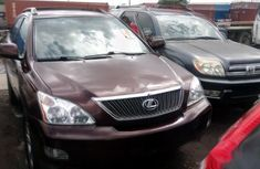 Well Maintained Foreign Used Full Option 2006 Lexus RX for sale