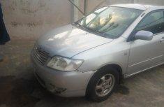 Nigerian Used Toyota Corolla. 2004 Model