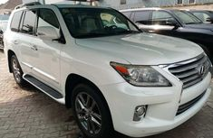 Accident Free Tokunbo 2014 Lexus LX for sale