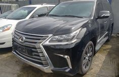 Tokunbo 2010 lexus LX570 Upgraded to 2018 for sale