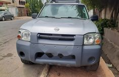Foreign Used Nissan Frontier 2005 Model Silver