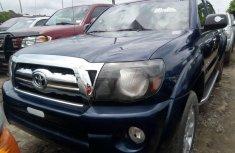 Foreign Used Toyota Tacoma 2008 Model Blue