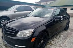Foreign Used Mercedes-Benz C350 2010 Model
