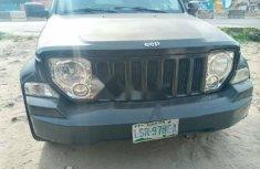 Nigeria Used Jeep Liberty 2010 Model Black