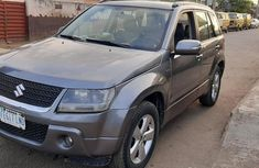 Nigeria Used Suzuki Vitara 2008 Model Gray