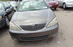 Foreign Used Toyota Camry 2004 Model for sale