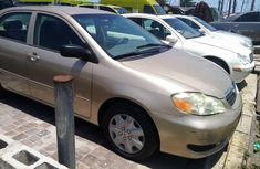 Foreign Toyota Corolla 2006 Model for sale