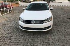 Foreign Used Volkswagen Passat 2012 Model White