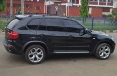 Foreign Used 2008 BMW X5 for sale in Lagos.