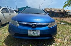 Super Clean Naija Used Honda Civic 2006 Model