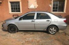 Clean Naija Used 2006 Toyota Corolla for sale