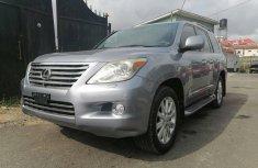 Clean Naija Used Lexus LX 2012 Model for sale