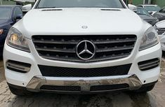 One month Naija Used used Mercedes Benz ML350 2013