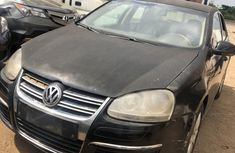Nigeria Used Volkswagen Jetta 2006 Model Black