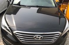 Foreign Used Hyundai Sonata 2015 Model Black