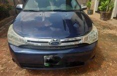 Nigeria Used Ford Focus 2010 Model Blue