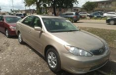 Clean Tokunbo Toyota Camry 2005 Model