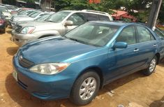 Clean Nigeria Used Toyota Camry 2004 Model